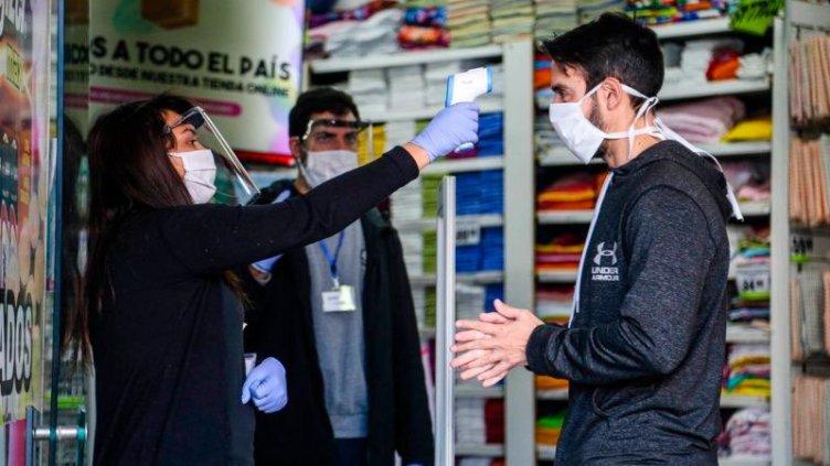 Se registraron 769 nuevos casos y ocho muertes por coronavirus en Argentina