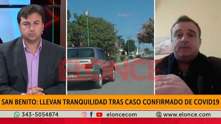 Caso de covid-19 en San Benito: Detalles y qué medidas se tomarán en la ciudad