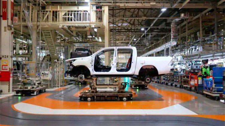 Detectan caso de coronavirus en planta de Toyota: Tiene domicilio en Entre Ríos