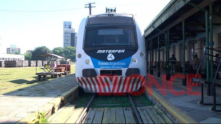 El lunes vuelve a funcionar el tren que une Paraná con Colonia Avellaneda