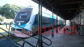 Confirmaron los horarios del tren que une Paraná con Colonia Avellaneda