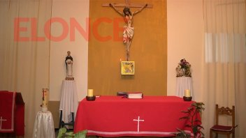 Parroquia Cristo Peregrino y Caritas entregarán ropa en barrio Anacleto Medina