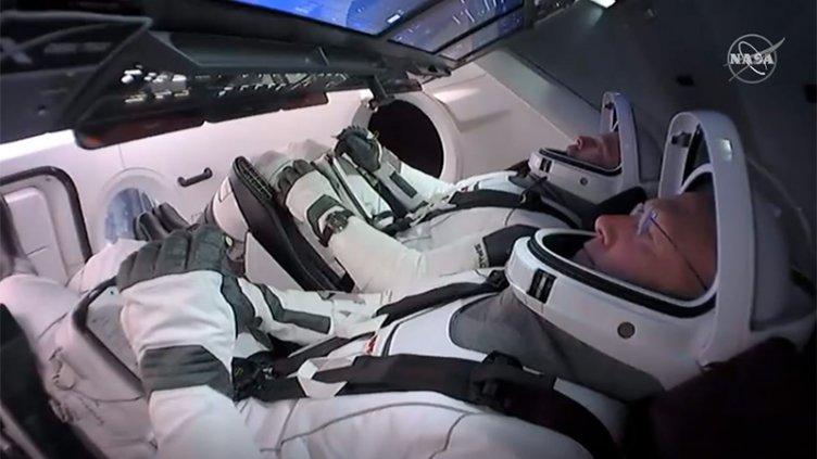 EN VIVO: SpaceX lanza la primera misión tripulada privada de la historia