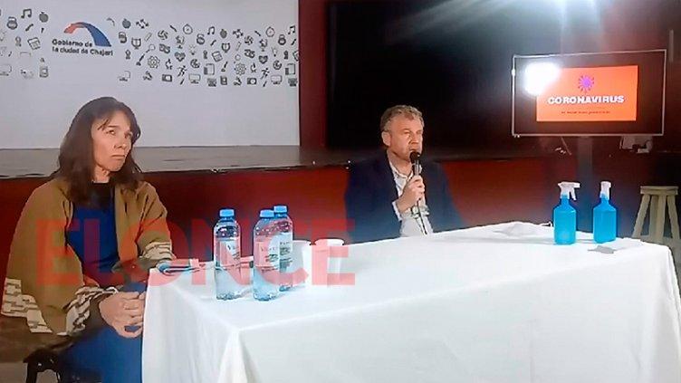 Coronavirus en Chajarí: Evalúan retrotraer autorizaciones y endurecen controles