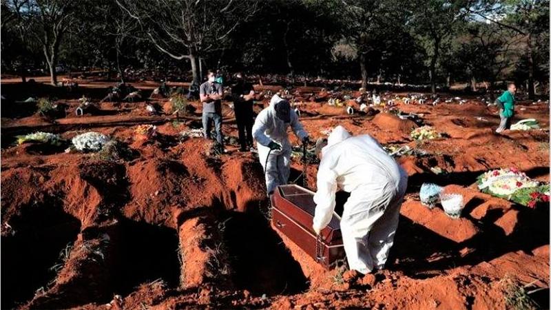 EEUU envía a Brasil 2 millones de dosis de hidroxicloroquina