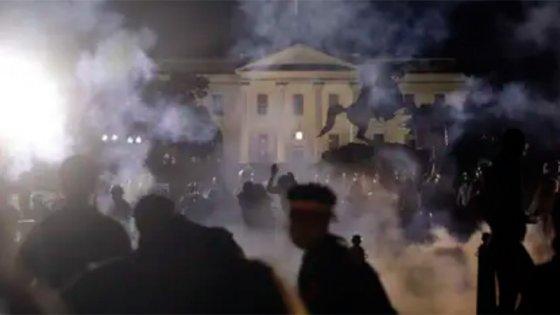 Crecen las protestas contra violencia policial y racismo en Estados Unidos