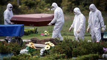 Brasil sumó 34 mil casos de covid-19 y sobrepasa los 1,5 millones de contagios