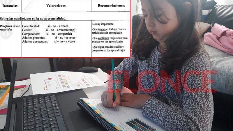 Nueva escala de evaluaciones en escuelas entrerrianas: