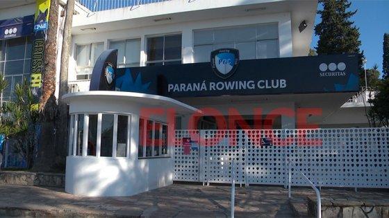 Paraná Rowing Club se prepara para trabajar con las disciplinas habilitadas
