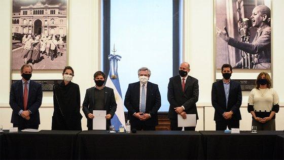 Entre Ríos su sumó al plan nacional Argentina Construye