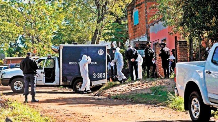 Mataron una mujer policía embarazada: Su hijo de 6 años presenció el ataque