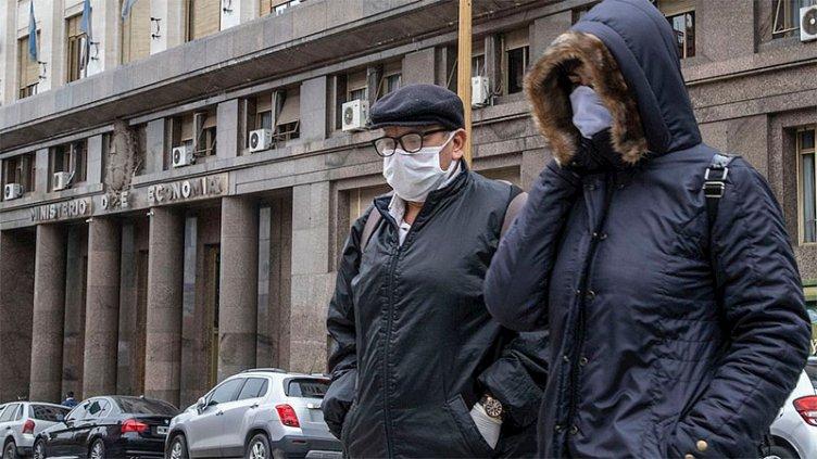 Coronavirus en Argentina: Se registraron 949 nuevos contagios y 14 muertes