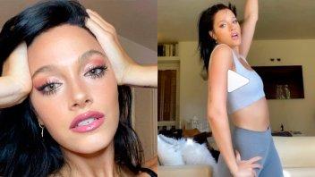 ¿Me llamás?: El sensual baile de Oriana Sabatini