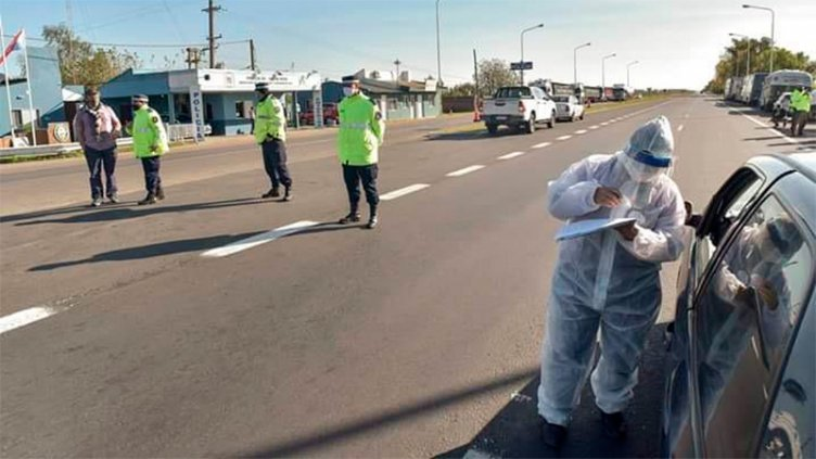 Ingresan por día entre 2.500 y 2.800 vehículos por Zárate-Brazo Largo