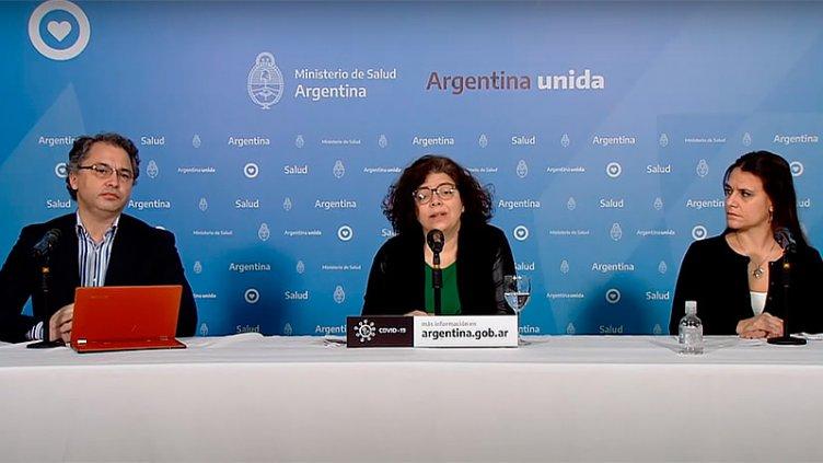 Cinco nuevos fallecimientos: Suman 588 los muertos por coronavirus en Argentina