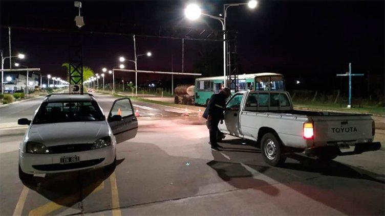 La primera ciudad de Entre Ríos en volver a Fase 1 con los accesos cerrados