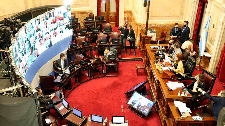Cayó el tratamiento de la Ley de Alquileres en el Senado: El motivo del revés