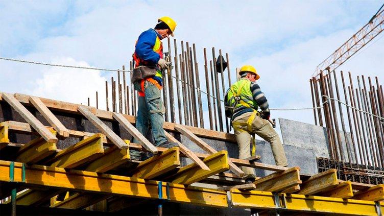 Efecto pandemia: Fuerte caída de la industria y la construcción