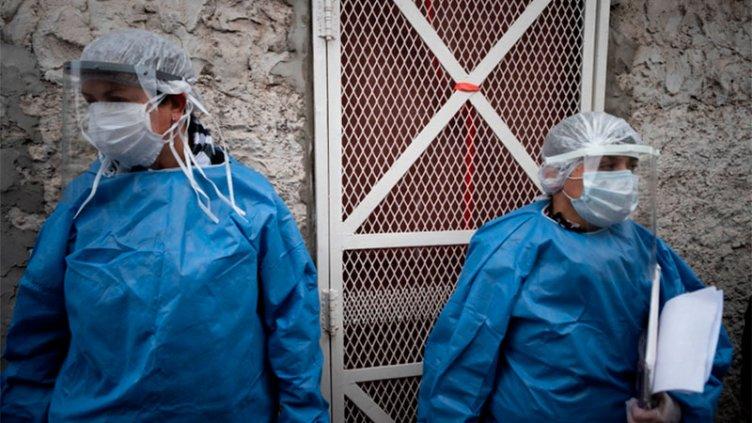 Coronavirus en Argentina: Confirmaron 25 muertes y 929 contagiados