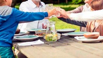 Concepción del Uruguay habilitó reuniones familiares