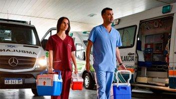 Por la pandemia, bajó un 36% la donación de órganos en el país