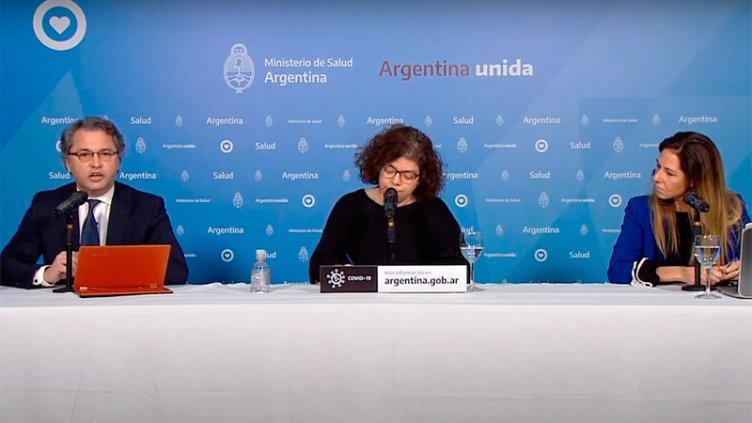 Siete nuevos fallecimientos: Suman 615 los muertos por coronavirus en Argentina