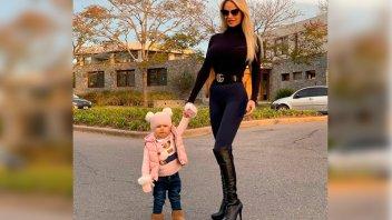 Luciana Salazar contó por qué su hija la