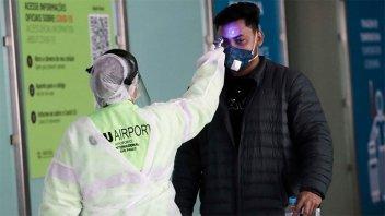 Brasil registró 620 muertes por coronavirus y el total asciende a 65.487