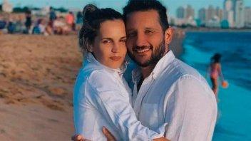 Paoloski reveló su estrategia para besar por primera vez a Sabrina Garciarena