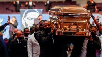 Declararon culpable al ex policía que mató a George Floyd en EE.UU