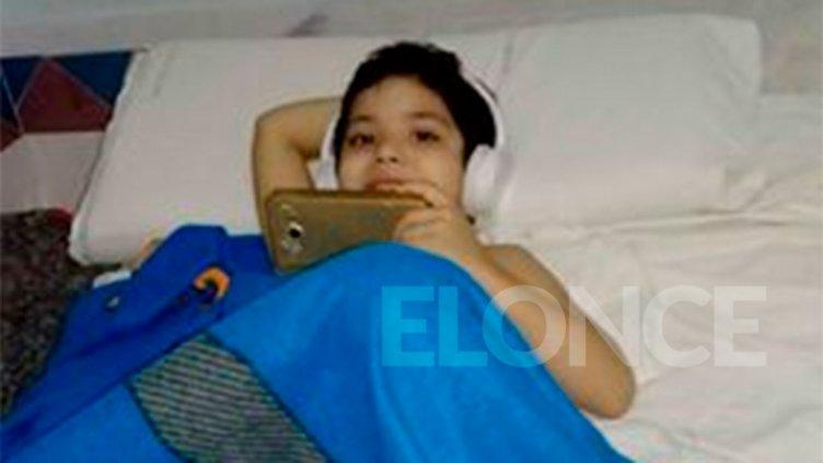 Triste noticia: Falleció Tahiel, el niño que luchaba contra la leucemia