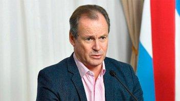 Bordet respaldó las decisiones del Presidente para el AMBA