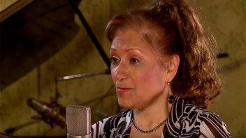Cumplió años Ramona Galarza: Su vida para cantar sobre el litoral