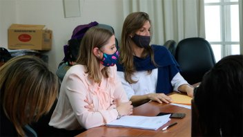 Concejales avanzan en el tratamiento de proyectos con perspectiva de género
