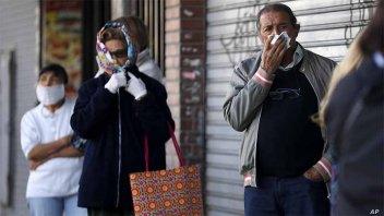 Coronavirus: Científicos aseguran que se transmite por vía aérea