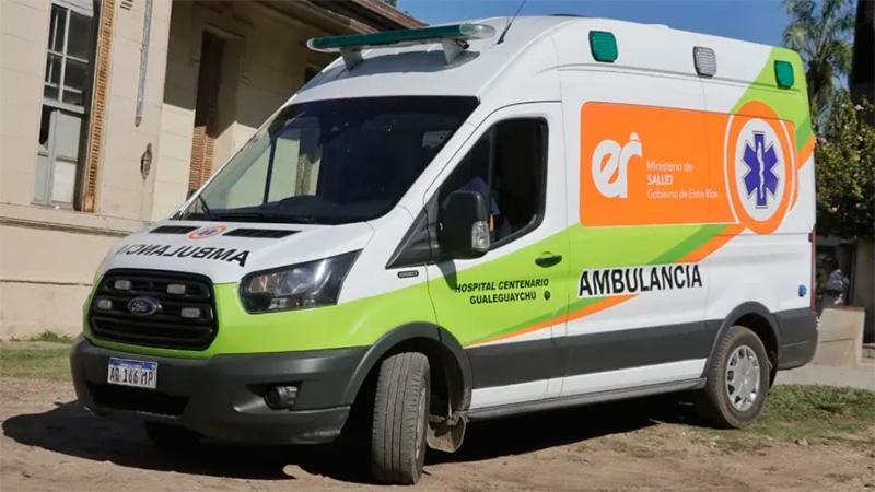 Limitan el traslado de pacientes desde Ibicuy a Gualeguaychú