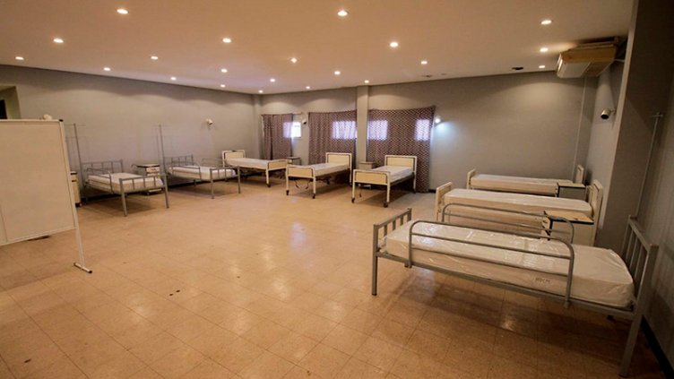 Prevén trasladar a pacientes Covid-19 de Paraná a otras localidades