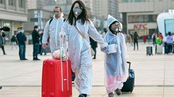 China detecta menos casos de Covid 19 en Beijing y sigue su campaña de testeos
