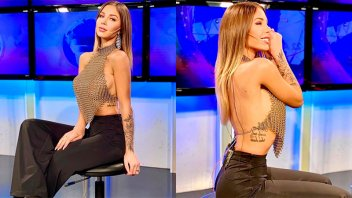 Romina Malaspina furiosa con Agustina Kämpfer: