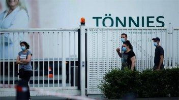 Coronavirus en Alemania: Preocupa el aumento del factor de contagio