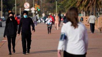 Alerta en Uruguay por un rebrote de coronavirus