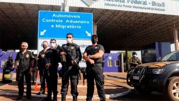 Brasil extendió el cierre de fronteras durante 15 días más por la pandemia