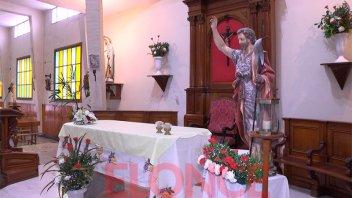 Elonce TV transmite en vivo la Santa Misa en honor a San Juan Bautista