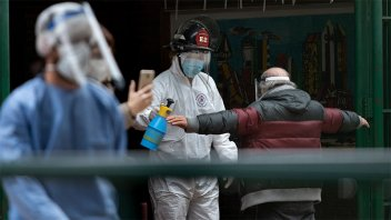Totalizan más de 37,2 millones los contagiados por coronavirus en el mundo