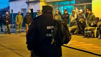 Paralizan la recolección de residuos en Concordia tras agresión a un trabajador