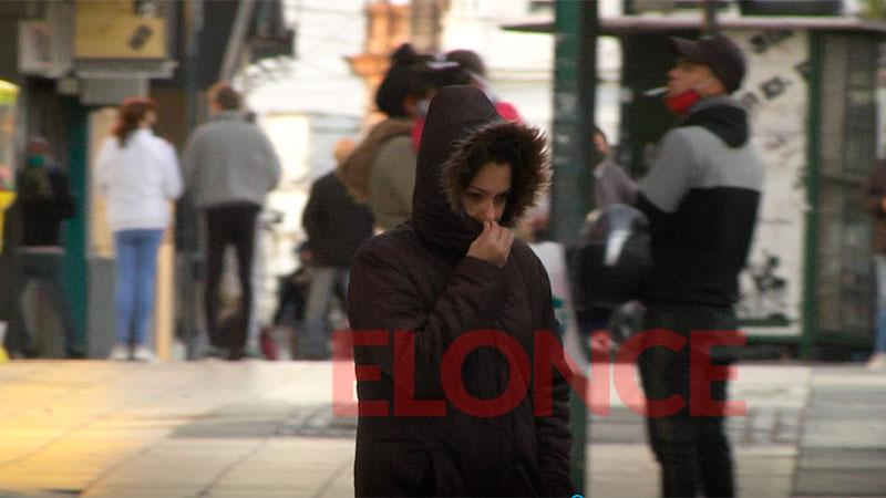 Llega una masa de aire muy frío: Las bajas temperaturas seguirán por varios días