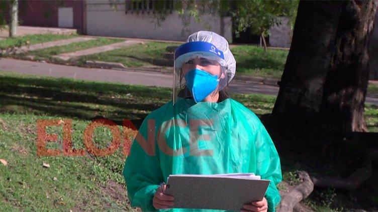 Detectan tres casos de Covid-19 en barrios de Paraná en operativo casa por casa