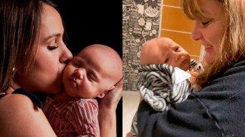 Barby Silenzi, su beba y un video por el que le llovieron las críticas