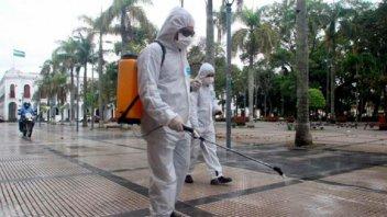 Bolivia tuvo un nuevo récord de casos de coronavirus