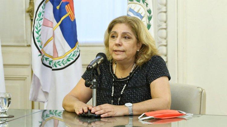 La ministra de Salud de Santa Fe dio positivo en coronavirus